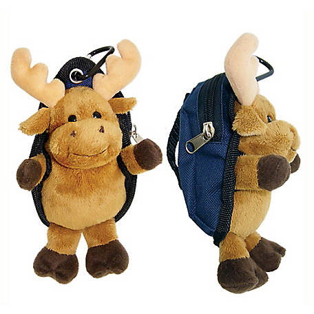 Sun Company Forest Friendz Meanderin' Moose - Kid's Animal Belt Pack, 550