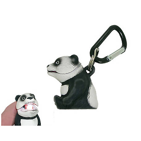 Sun Company Wildlight Animal Carabiner Flashlight - Panda, 642