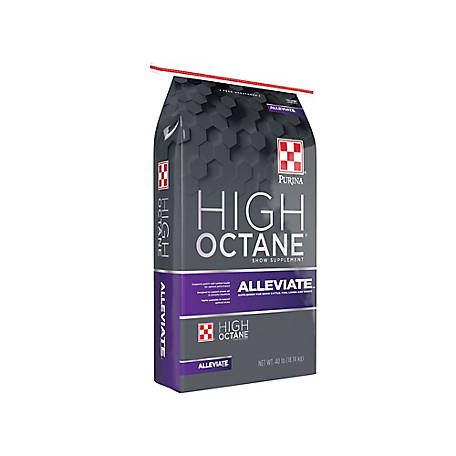 Purina High Octane ALLEVIATE Gastric Support Supplement, 40 lb.