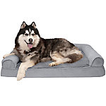 FurHaven Plush & Suede Memory Foam Sofa Pet Bed