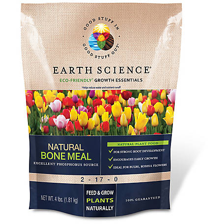 Earth Science Natural Bone Meal, 11893-6