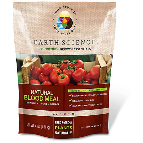 Earth Science Natural Blood Meal, 11892-6