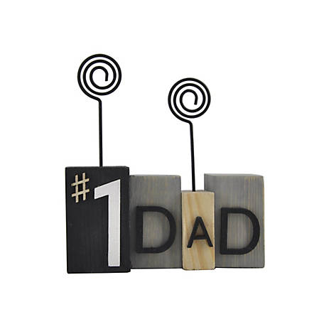 TX USA Corporation No. 1 Dad Photo Clip, F01