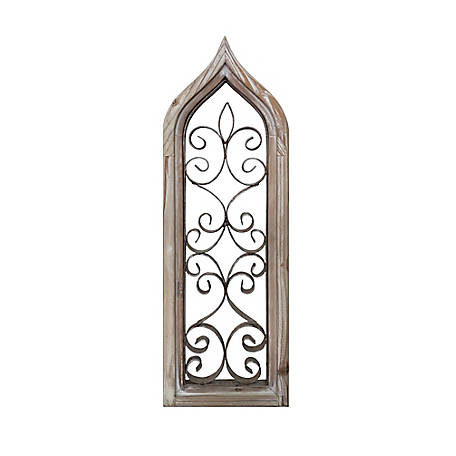 TX USA Corporation Cathedral 29 in. Arch Wall Decor, LX18B239