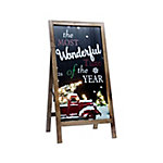 TX USA Corporation Lighted Time Of The Year Porch Sign U19612RE2