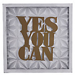TX USA Corporation Yes You Can Wall Art TX-F0143