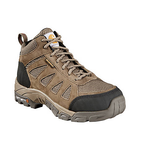Carhartt Women's Lightweight Mid Waterproof Cabon Nano Toe Boot CWH4420