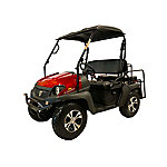 Bighorn Outrider HLG 200 UTV and Golf Cart 2/4 Passenger Red, TSC-CUV:200-OUTRIDER-G