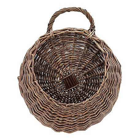 Red Shed Woven Basket
