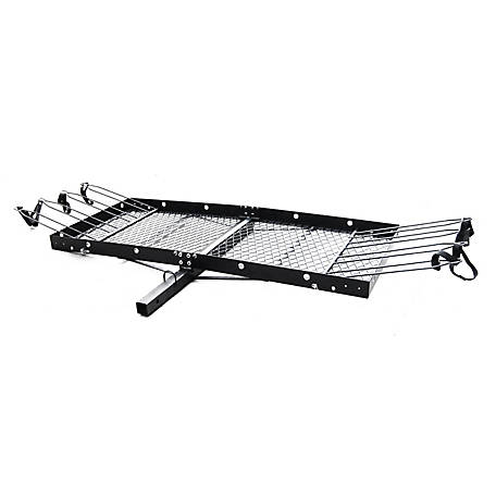 Tow Tuff Cargo Carrier with Bike Rack, TTF-2762KR