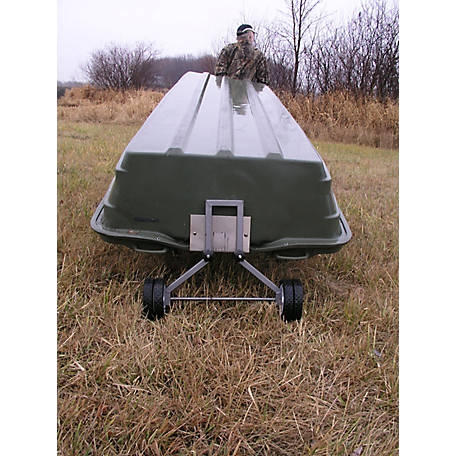 Outdoor Tuff Universal Canoe And Boat Dolly, OTF-01BD