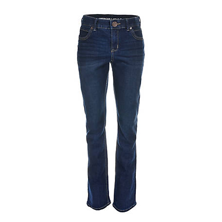 American Star Women's Demoines Bootcut Jeans, AS0001DESMOINES