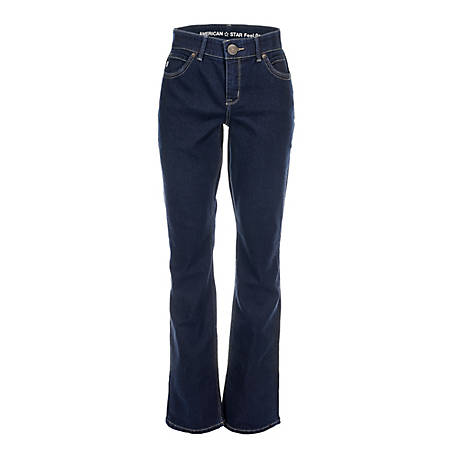 American Star Women's Springfield Bootcut Jeans, AS0001SPRINGFIELD