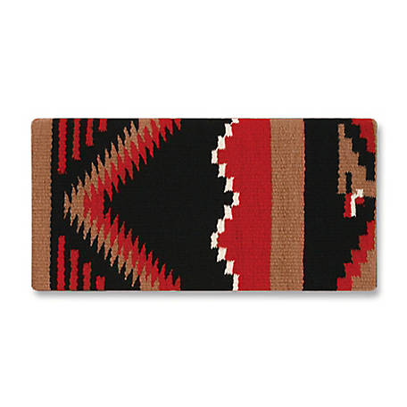 Mayatex Durango Heavyweight Wool Saddle Blanket 36 x 68, 1308B