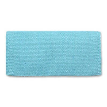 Mayatex San Juan Solid Color Wool Saddle Blanket, 1314