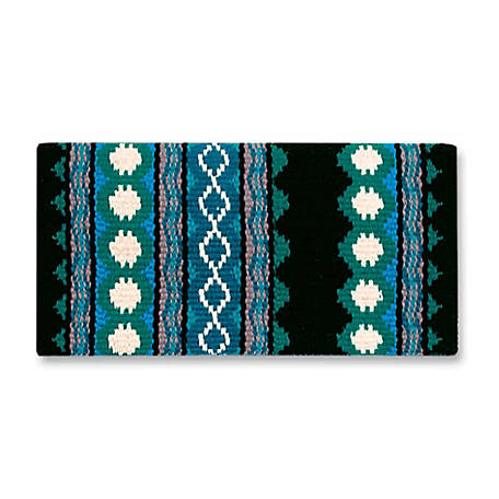 Mayatex Riverland Wool Saddle Blanket, 1423