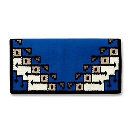 Mayatex The New Pueblo Wool Saddle Blanket, 1447
