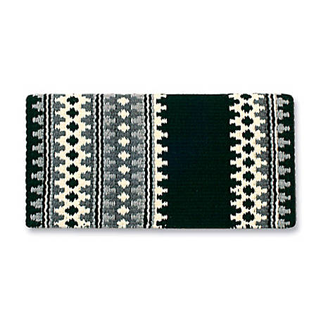Mayatex Catalina Heavyweight Wool Saddle Blanket, 1451