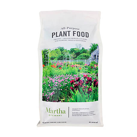 Martha Stewart All Purpose Plant Food, MTS-APFRT-8LB