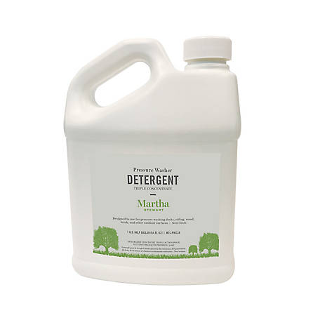 Martha Stewart Pressure Washer Concentrate Formula, MTS-PWC3X