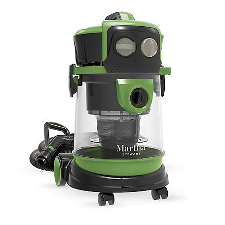 Martha Stewart MTS-WDV40 Ultra-Portable Multi-Cyclone Wet/Dry Vacuum, MTS-WDV40