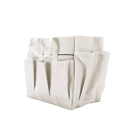Martha Stewart Heavy-Duty Canvas Garden Bag, MTS-CNVBG
