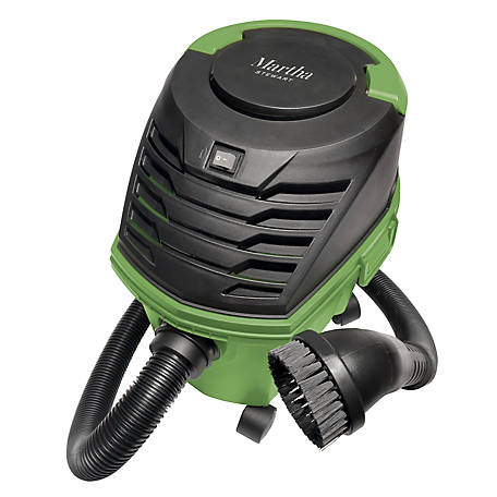 Martha Stewart MTS-WDV25 Ultra-Portable Multi-Cyclone Wet/Dry Vacuum, MTS-WDV25
