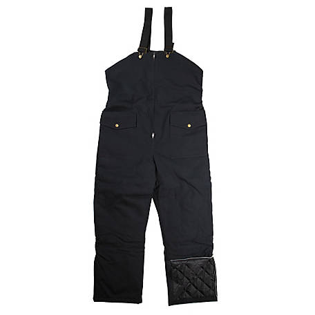 Work King Men's Insulated Bib Overall 793011