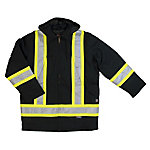 Work King Men's Safety Insulated Duck Parka S15711