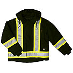 Work King Men's Safety Insulated Duck Jacket S45711