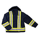 Work King Men's Safety Insulated Duck Jacket S45721