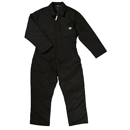 Work King Men's Insulated Bib Overall 712121