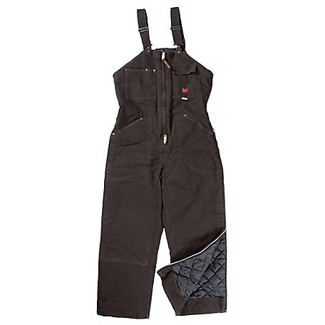 Tough Duck Men's Insulated Bib Overall, 753726