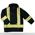 Work King Men's Safety Insulated Parka S17611