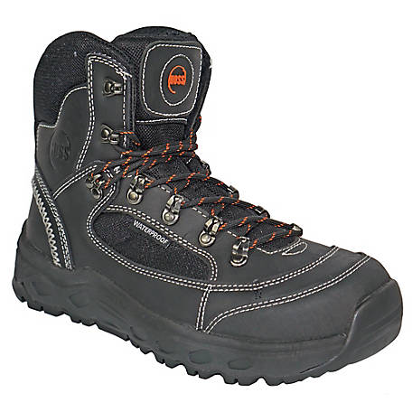 HOSS Boot Company Men's Hoss Blocker 6 in. Hydry EH Boot