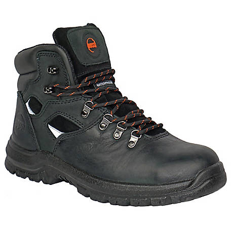 HOSS Boot Company Men's Adam 6 in. Hydry Steel Toe EH Boot