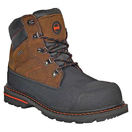 HOSS Boot Company Men's K-Tough 6 in. Hydry Composite EH Performance Boot, 62705