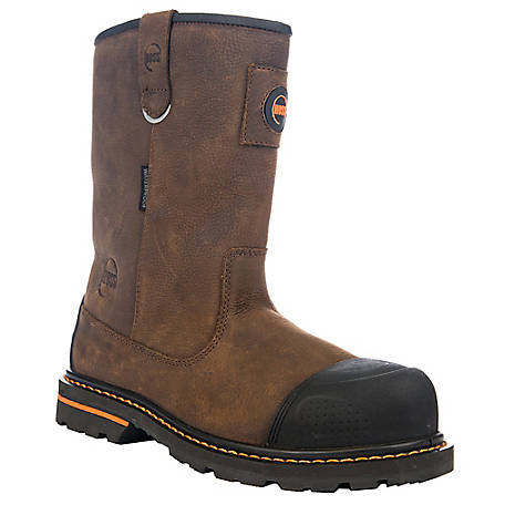 HOSS Boot Company Men's Cartwright II Waterproof EH Pull On Boot, 90215