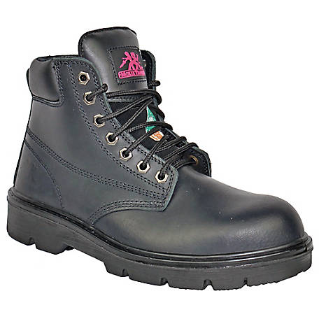 Moxie Trades Women's Alice 6 in. Waterproof Steel Toe EH Performance Boot