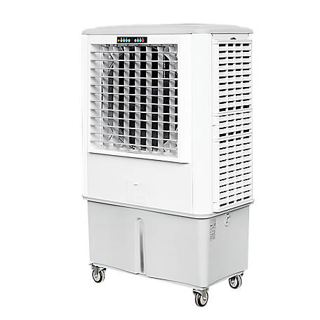 Cajun Kooling Industrial Evaporative Air Cooler 2,500 sq. ft., 18,000 CFM, CK18000