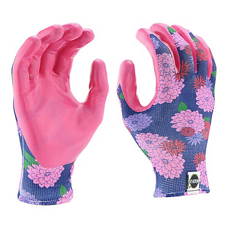 Miracle-Gro Ladies Dipped Glove 3-Pack MG37126-WML3P