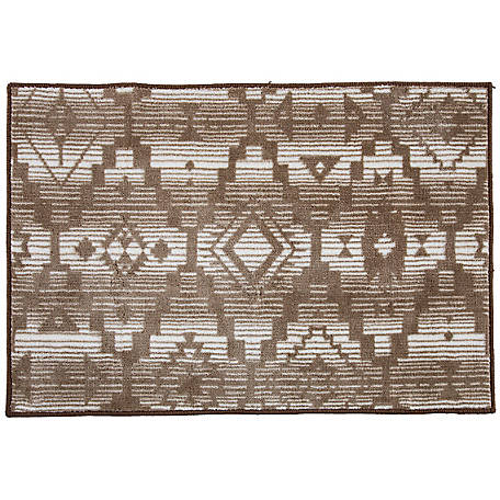 HiEnd Accents Chalet Printed Rug BL1779