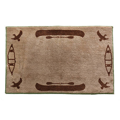 HiEnd Accents Canoe Rug BL1892-TT-OC