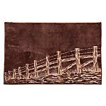 HiEnd Accents Fence Rug BW1761-TT-OC