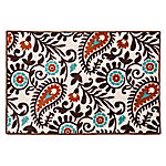 HiEnd Accents Paisley Rug BW3517
