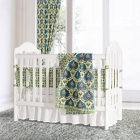 HiEnd Accents Salado Crib Set CS1005
