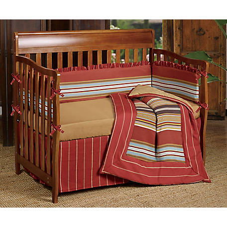 HiEnd Accents Baby Calhoun Crib Bedding CS4060