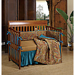 HiEnd Accents Baby San Angelo Crib Bedding CS4287