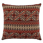 HiEnd Accents Lodge Fair Isle Knit Euro ES5002-OS-FI
