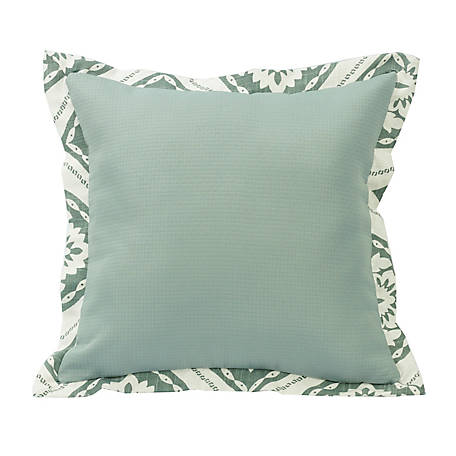 HiEnd Accents Textured Fabric Pillow FB1611P1